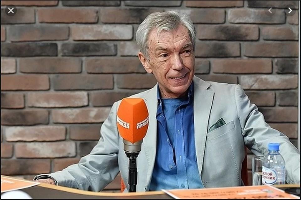 Юрию Николаеву - 71 год!