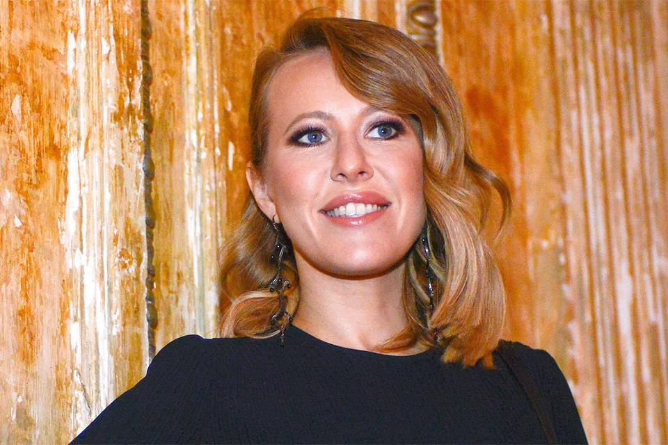 Ксения Собчак. Фото: Иванко Юлия
