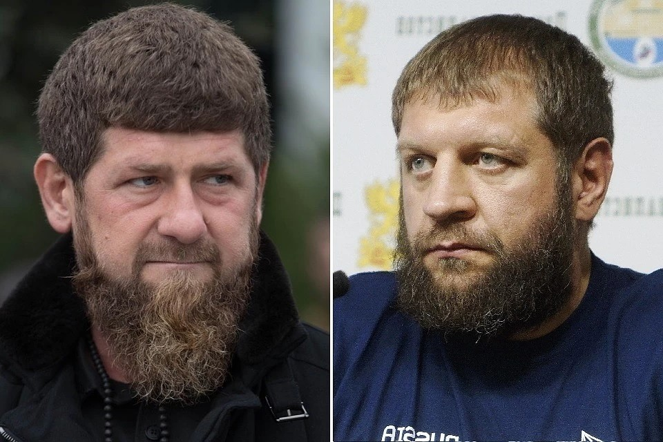 Рамзан Кадыров вызвал на бой Александра Емельяненко