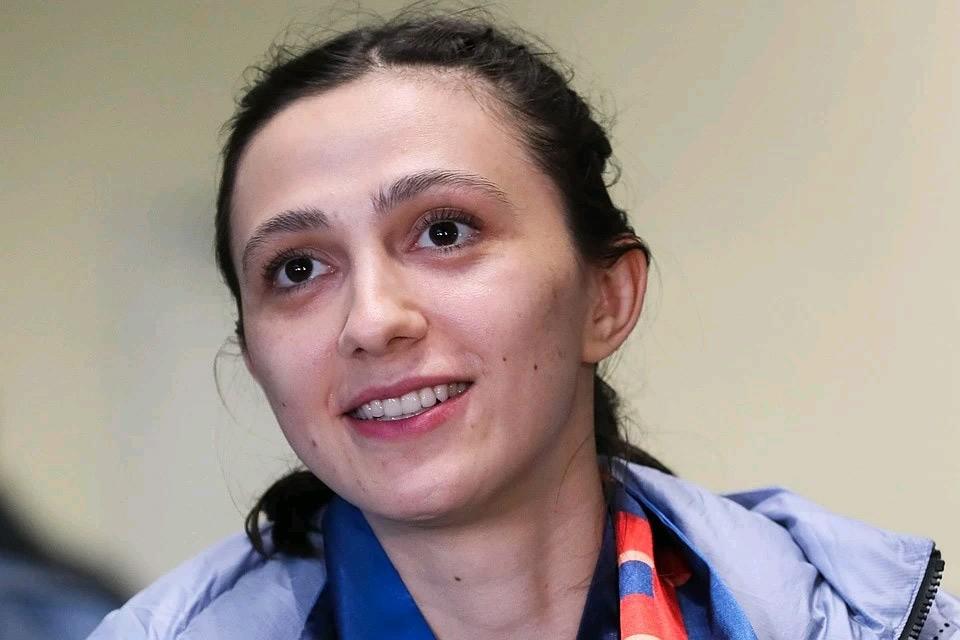 Мария Ласицкене. Фото: Владимир Гердо/ТАСС
