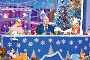 Новогоднее угощение для телегурманов