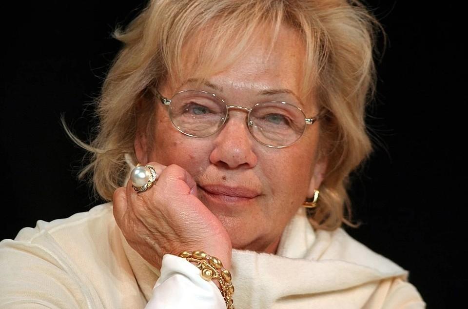 Актриса скончалась в Москве 26 декабря