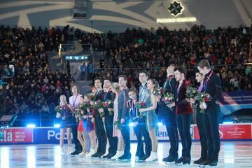 Результаты чемпионата России по фигурному катанию 2020 в Красноярске