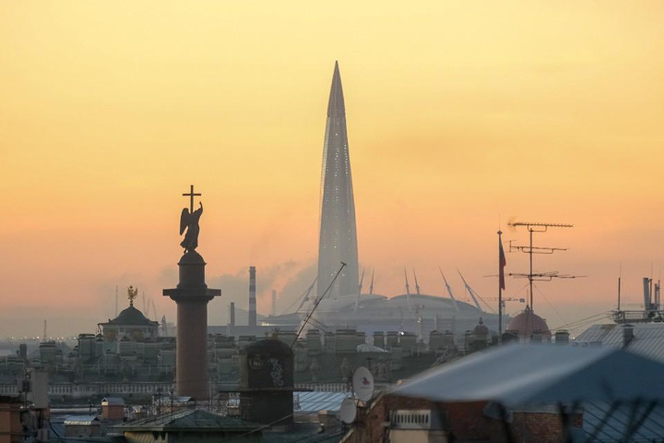 Две развязки с КАД в районе «Лахта-центра» обойдутся городу почти в четыре миллиарда рублей.