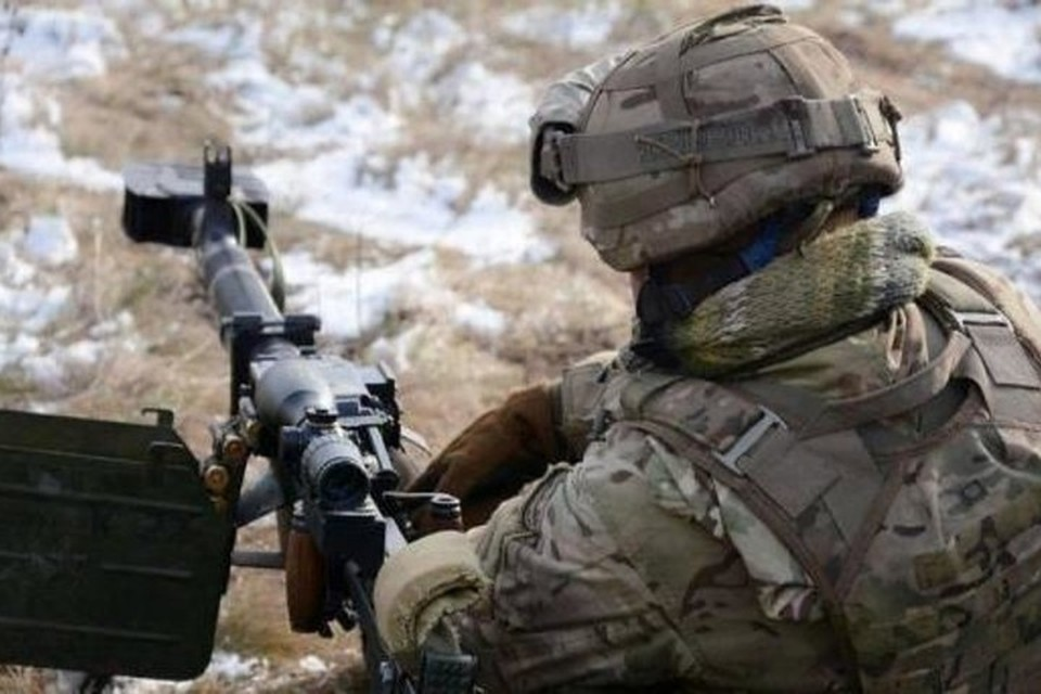 Украинские вояки успешно отстреливают друг друга. Фото: Русская Весна