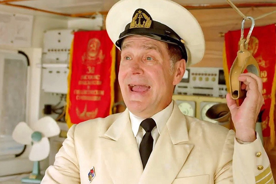 Фильм «Одесский пароход» поставлен по рассказам Михаила Жванецкого