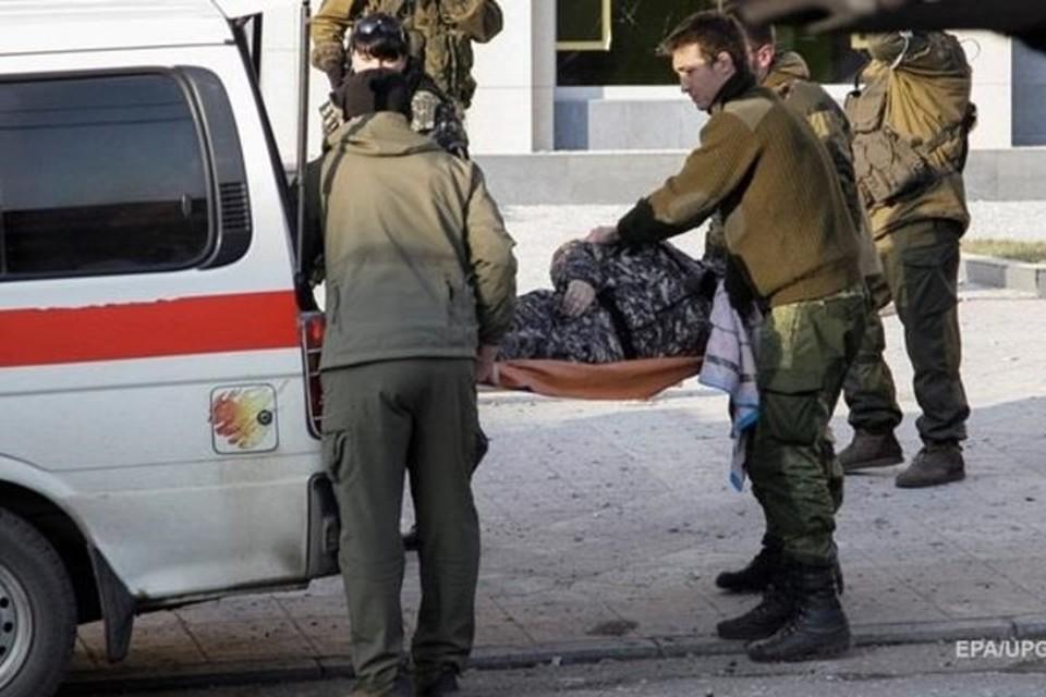 В Донбассе в этом году воспаление легких унесло жизни восьмерых украинских военных. Фото: ВКонтакте