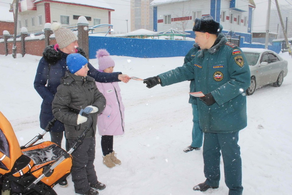 Фото: ГУ МЧС Томской области.