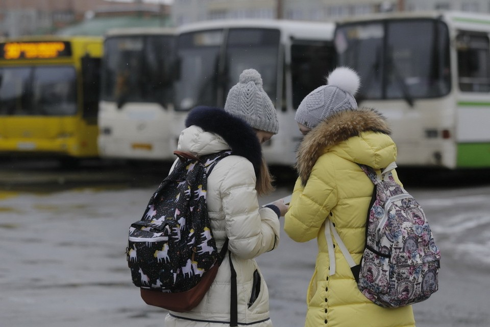 Два псковских автобуса продлили свой маршрут до нового микрорайона.
