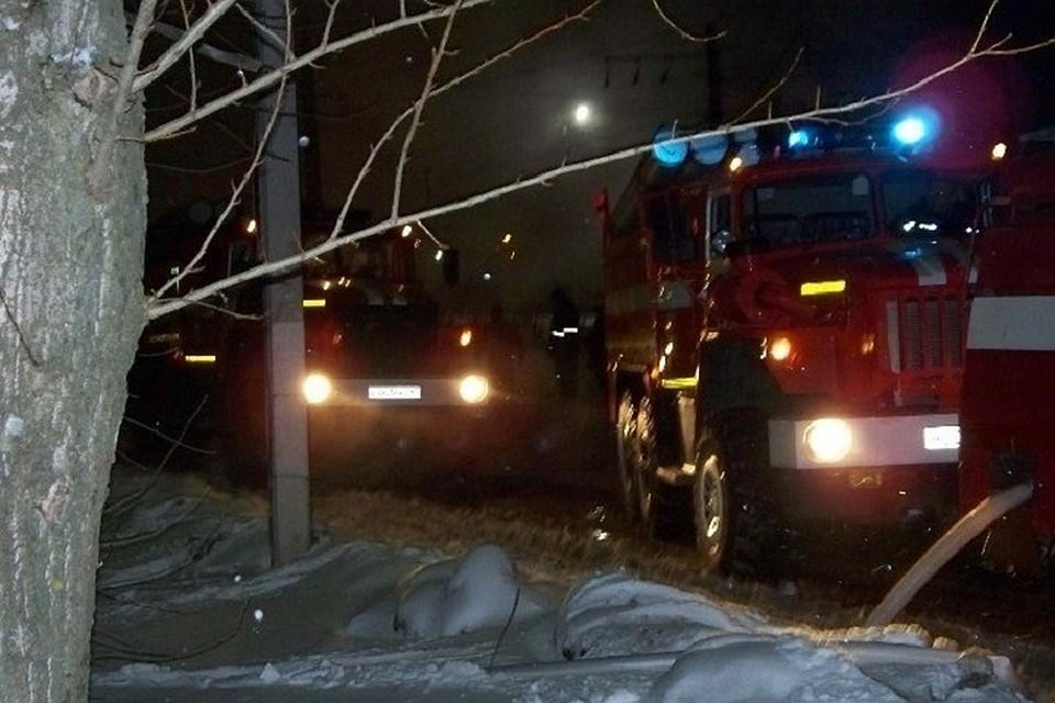 На Ямале устанавливают личность погибшей при пожаре Фото: 89.mchs.gov.ru