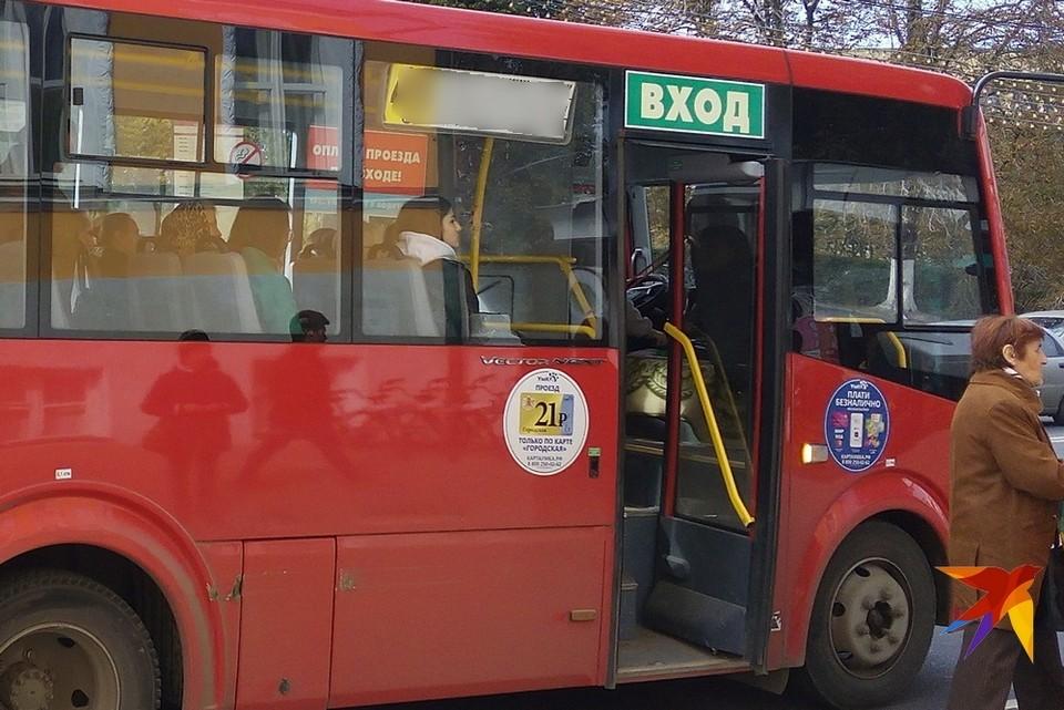 Рязанский маршрутчик пожаловался на пассажирку, оставившую в салоне памперс.