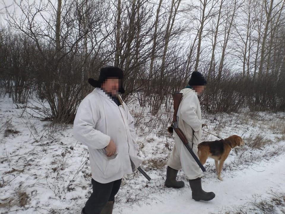 В Тульской области задержали браконьеров