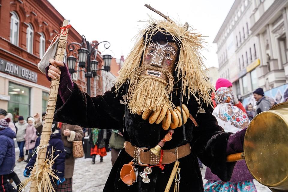 Колядки на Ленинградке стали уже ежегодной традицией