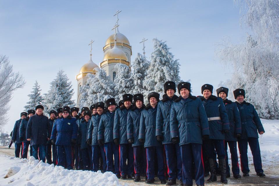 Утром 16 января в рамках празднований пройдет литургия в храме Иоанна Предтечи. Фото администрации ВО.