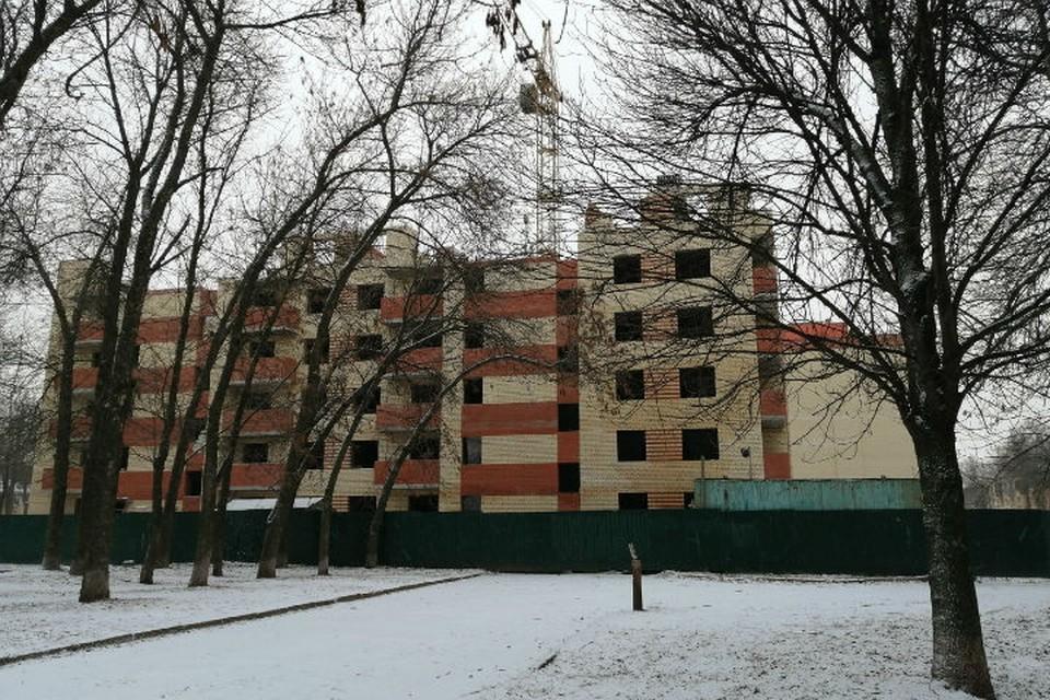 319 тысяч квадратных метров жилья введено в Ярославле в прошлом году