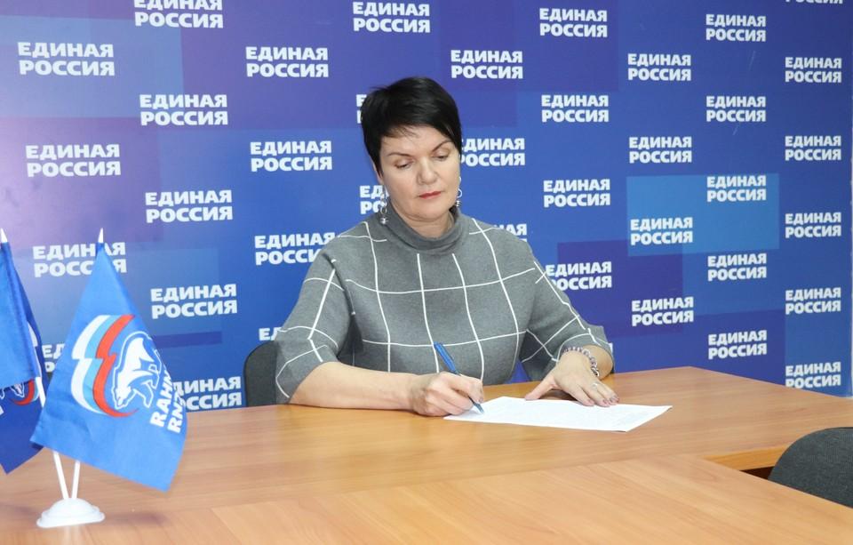 Ольга Сынкина