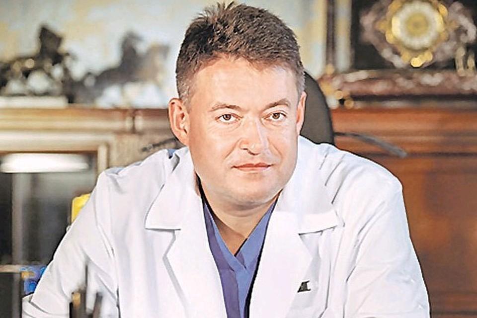 Главный онколог Минздрава России Андрей Карпин.