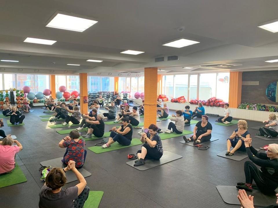Партнерами физкультурно-оздоровительного направления стали томские фитнес-центры, спортивные и досуговые клубы.