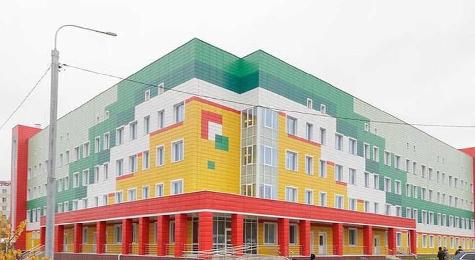 Детская областная клиническая больница пополнилась двумя новыми корпусами