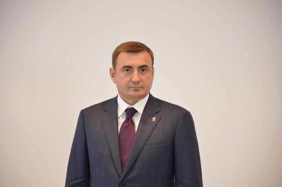 Алексей Дюмин: «Послание Президента отличает ярко выраженный социальный характер»