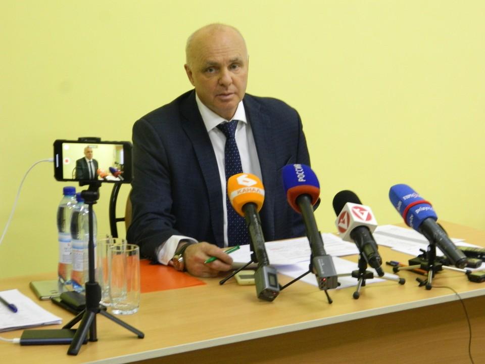 Глава городской администрации рассказал о претензиях к мусорному регоператору