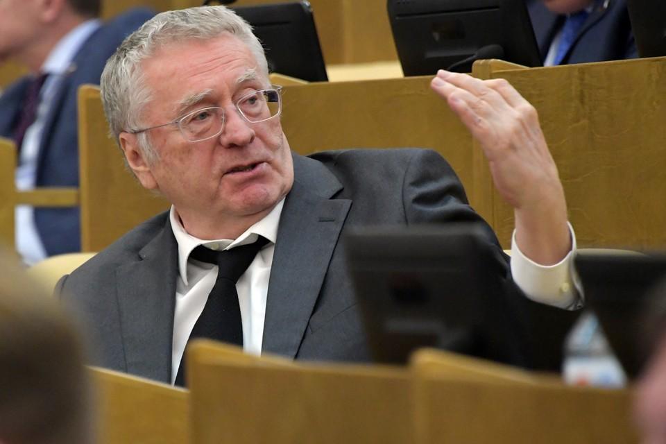 В свете больших изменений и громких отставок Владимир Жириновский подыскал для себя новую должность.