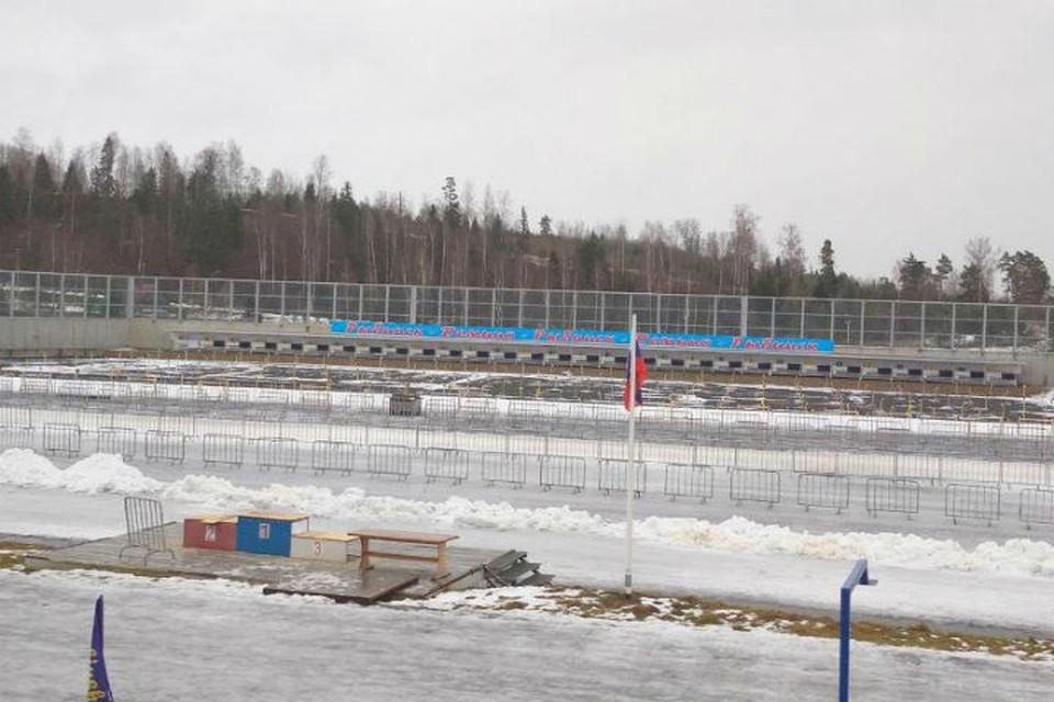 Биатлонные соревнования пройдут в Ижевске. ФОТО: администрация Рыбинска