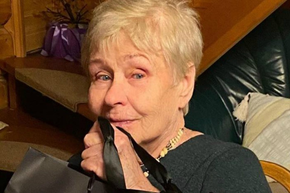 Сергей Жигунов поздравил маму с днем рождения. Фото: аккаунт Сергей Жигунова в Инстаграм