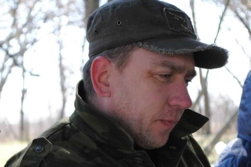 Алексей Кривуля был убит подлым выстрелом в спину. Фото: facebook.com
