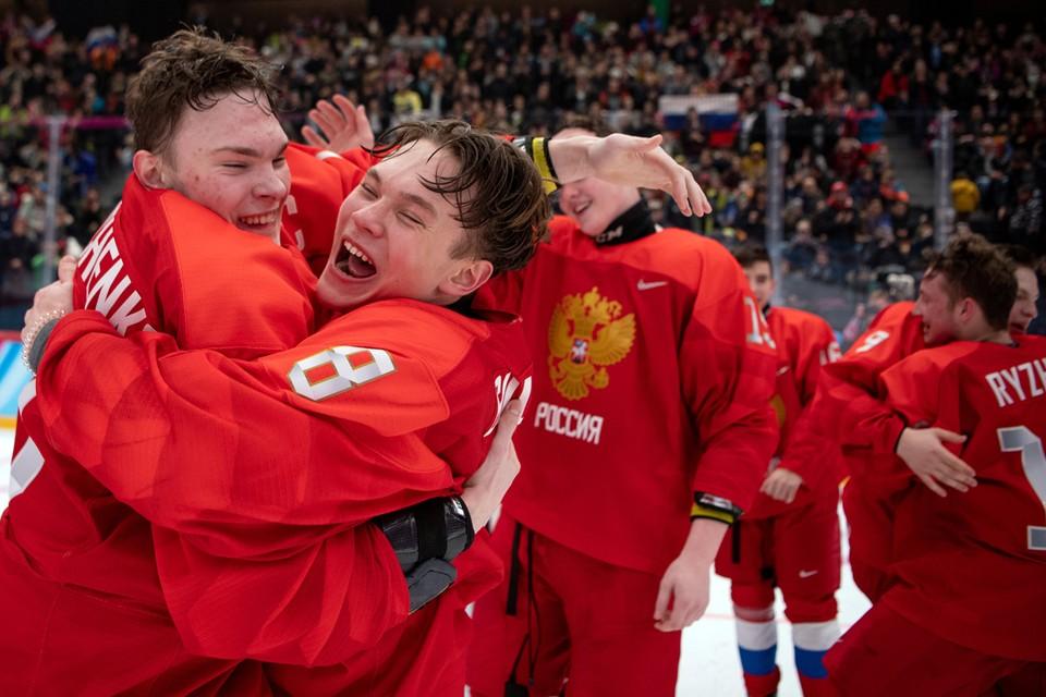 Россия выиграла юношескую Олимпиаду