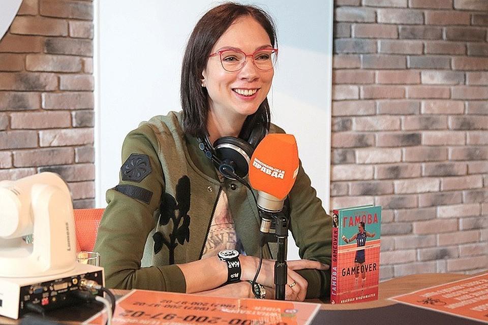 Двукратная чемпионка Европы, волейболистка Екатерина Гамова
