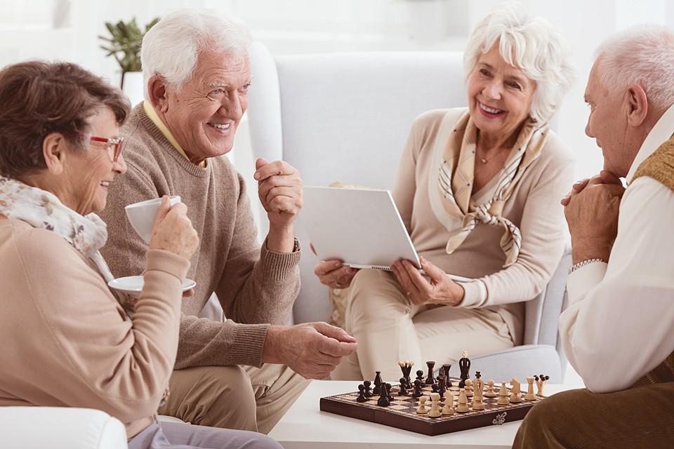 С 2019 года в России стартовал федеральный проект «Старшее поколение». Его цель - поддержка, повышение качества жизни людей старшего возраста
