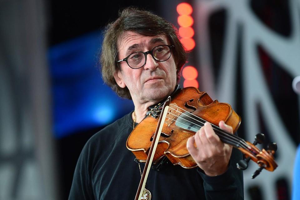 24 января прославленный музыкант Юрий Башмет отмечает день рождения. Фото: Пресс-служба РКА