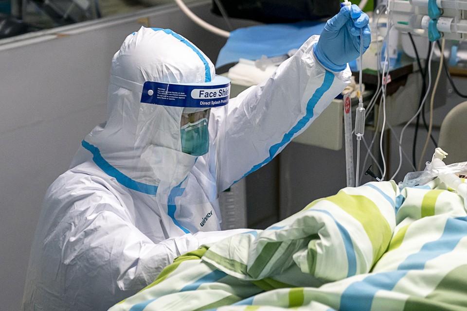 В Шанхае вылечили первого пациента с коронавирусом.