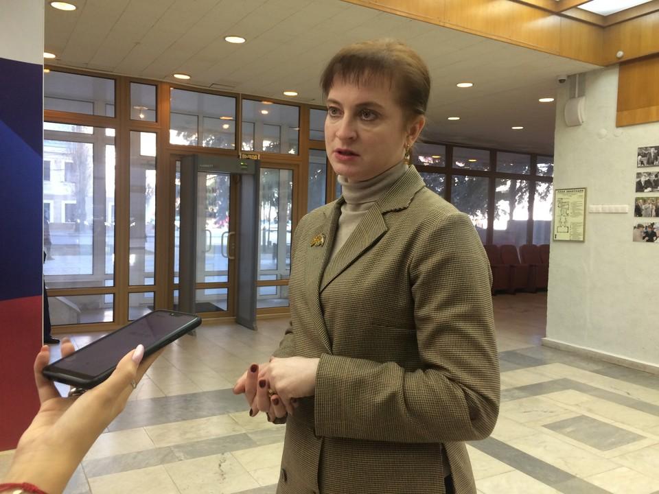 Ольга Сергеева.