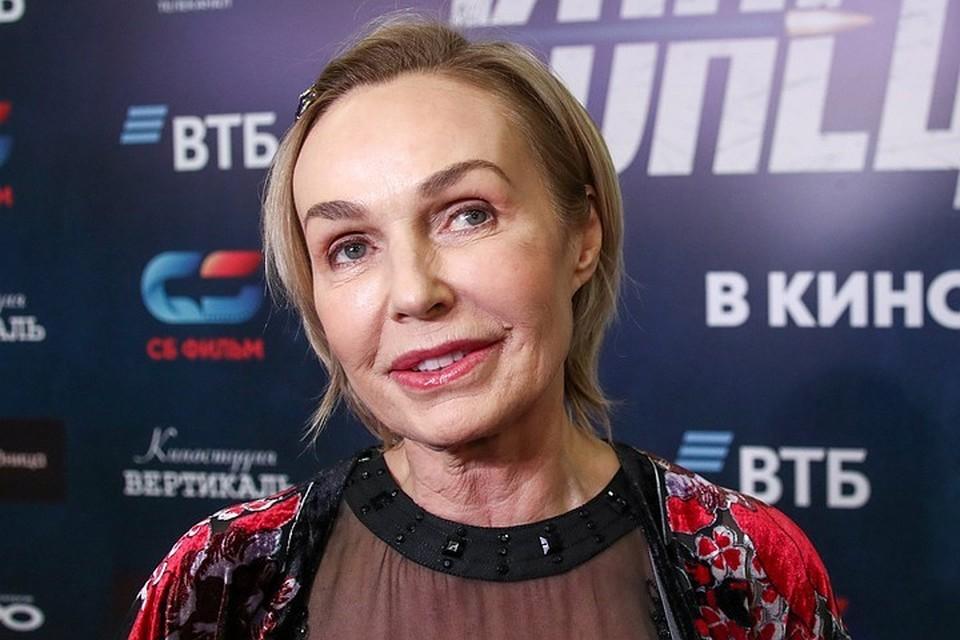 Наталья Андрейченко. Фото Валерий Шарифулин/ТАСС