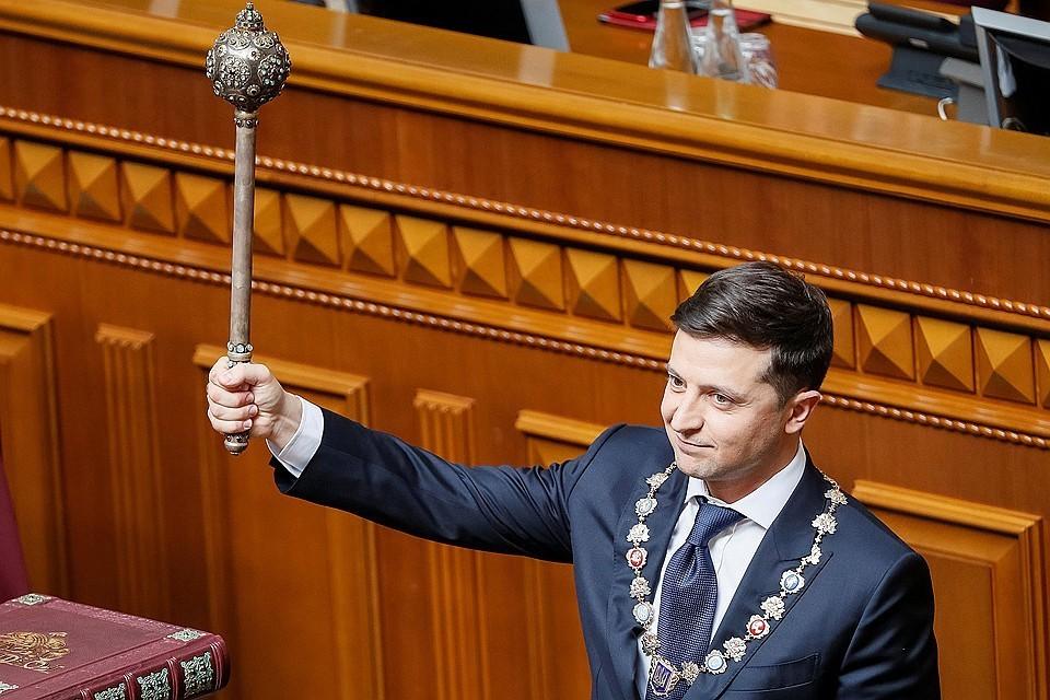 Президент Украины озвучил то, что хотели услышать в Польше, где не признают заслуг советской армии даже в освобождении концлагерей