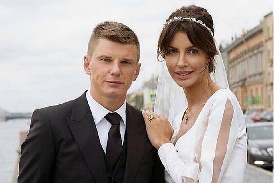 Новый избранник Алисы Казьминой публично обратился к ее бывшему мужу Андрею Аршавину. Фото: Соцсети.