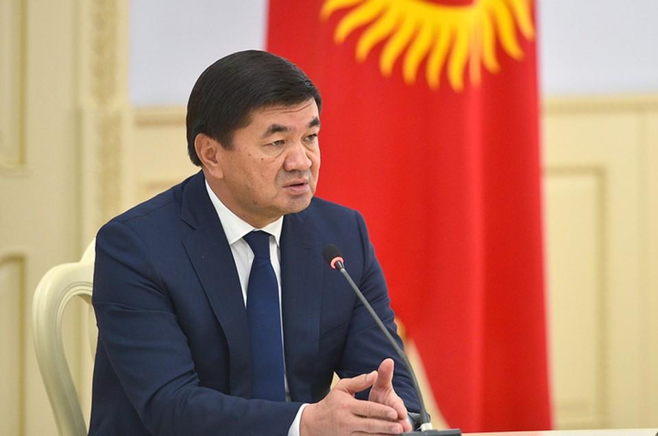 Премьер-министр Кыргызстана примет участие в Межправсовете.