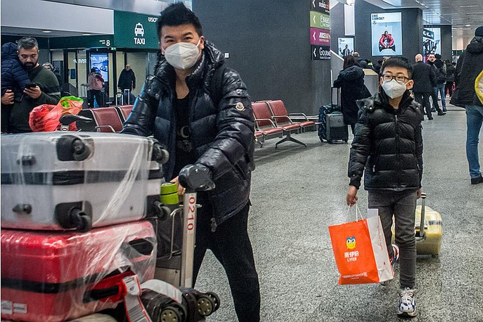 Люди, которых признали заболевшими коронавирусом в России, являются гражданами Китая.
