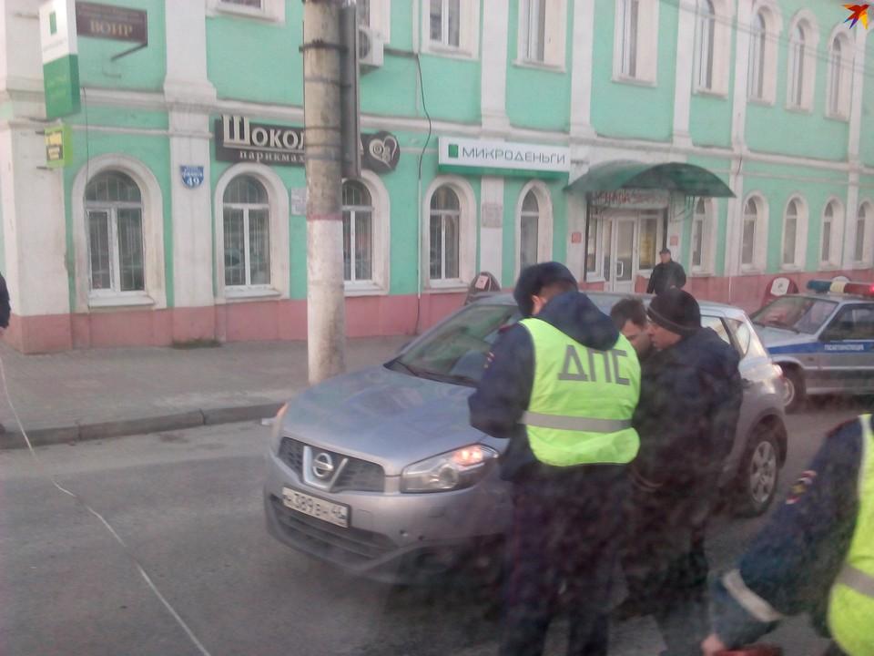 """Немало ДТП в регионе происходят по вине """"невменяемых"""" водителей"""