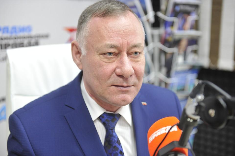 Геннадий Накушнов: наша задача обеспечить прозрачность голосования