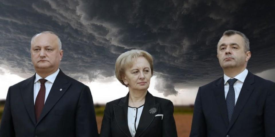 Руководство страны оказалось в кольце врагов (Фото: RTA).