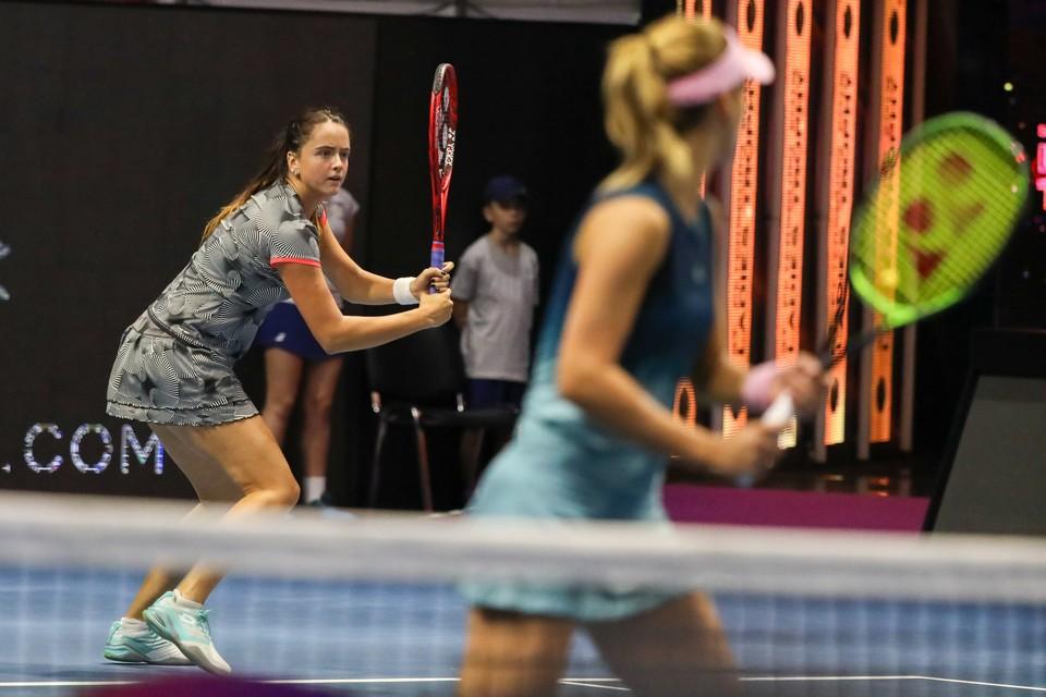 Престижный международный турнир Ladies Trophy проходит в Санкт-Петербурге уже в пятый раз.