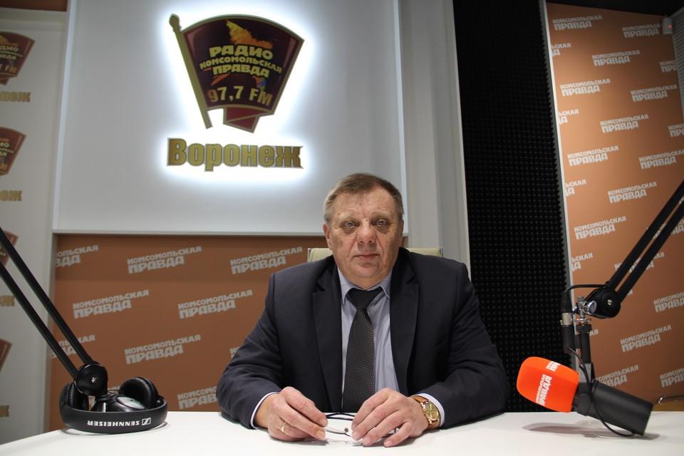 Сергей Четвериков, начальник отдела налогообложения юридических лиц регионального УФНС