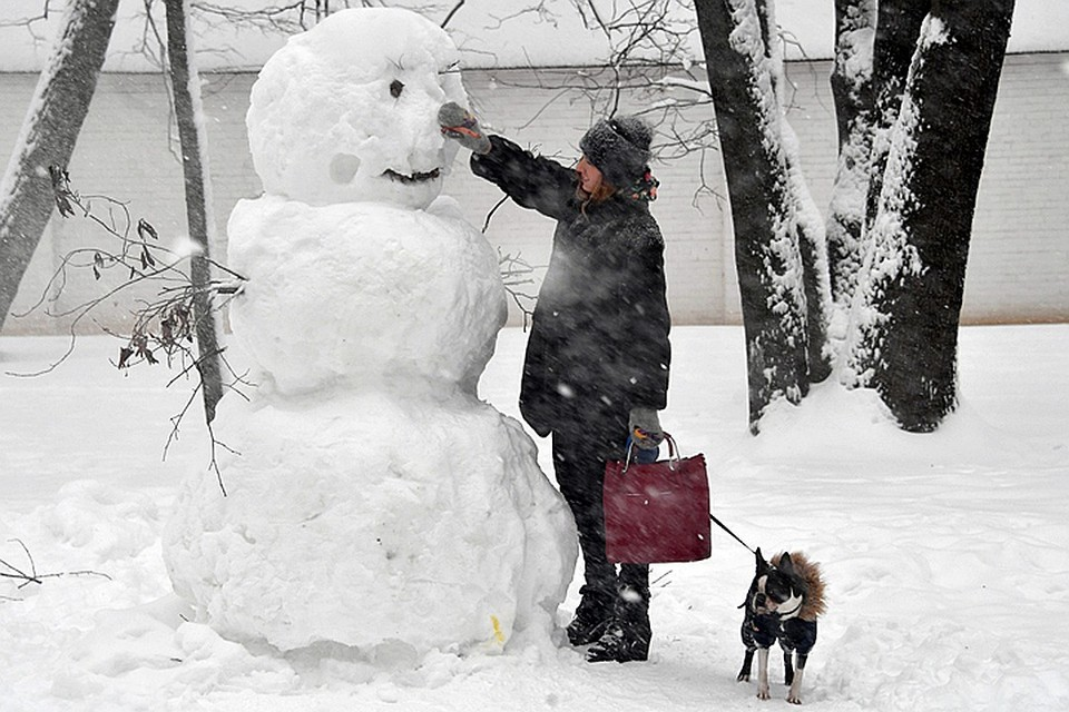 Администрация проверяет как УК убирают снег во дворах Твери