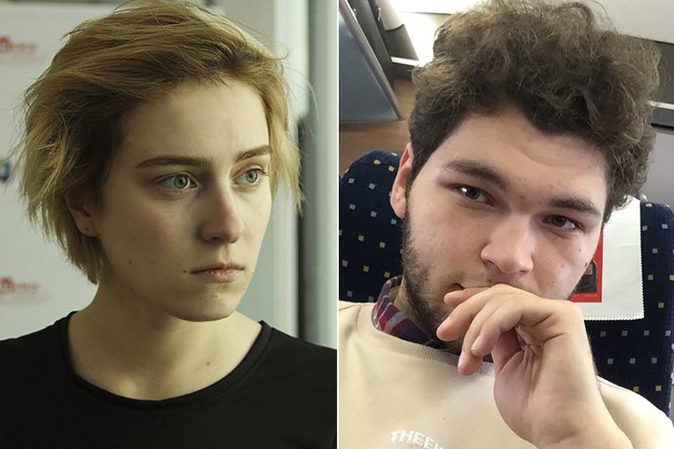 Инна и Даниил