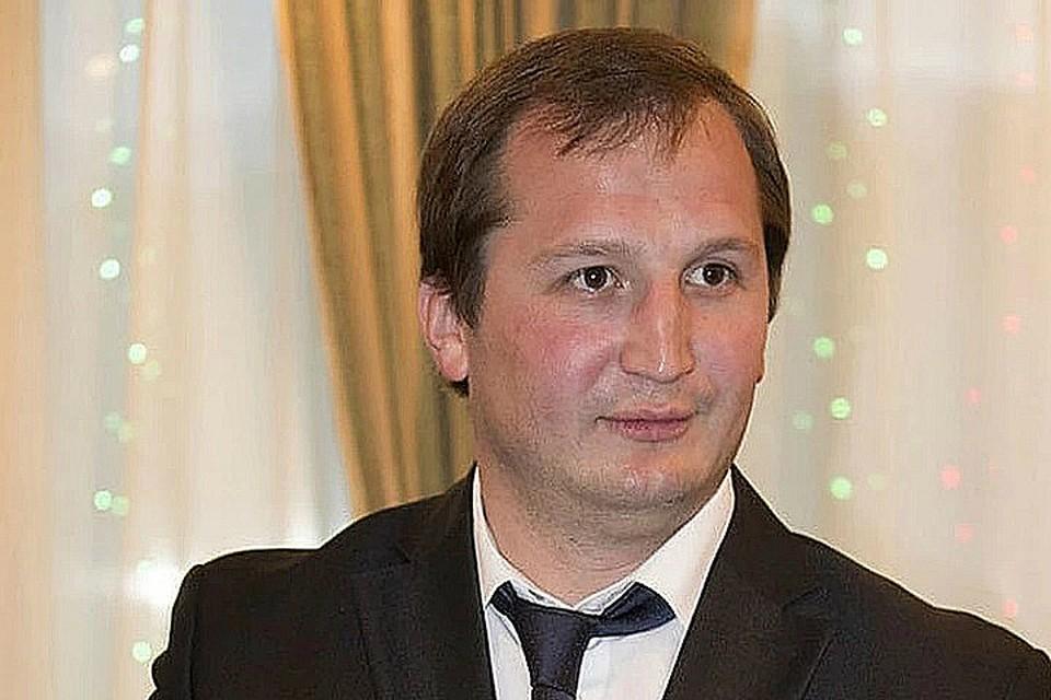 Мэр Максим Клетин