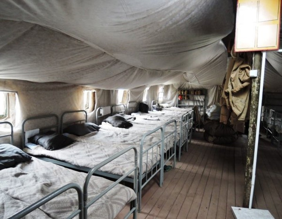 Солдатский быт. Фото: prizivniku.com.