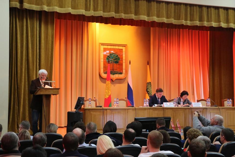 Около 200 горожан обсудили изменения в Устав Липецка
